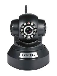 homedia® 720p wifi ip camera 1.0mp sans fil p2p onvif ptz tf carte vision nocturne vue mobile
