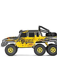 WL Toys Скалолазание автомобилей 1:18 Коллекторный электромотор Машинка на радиоуправлении 2.4G 1 x Руководство 1 х зарядное устройство 1