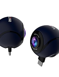 Панорамная камера Высокое разрешение Micro USB WiFi Легко для того чтобы снести