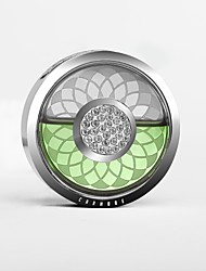 Parfum de voiture ornements lotus - début de matin lotus - rencontre lotus type de vitalité - yue movelotus - miracle purificateur d'air