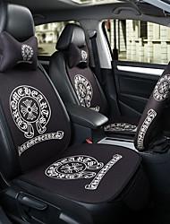 хром сердца автомобильное сиденье подушка сиденья чехол сиденье четыре сезона общий окружен пятиместный подголовник с двумя колесами