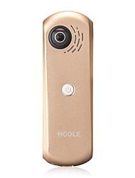 Панорамная камера Высокое разрешение Портативные WiFi Обнаружение движения 1080P 4K
