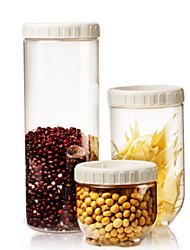 3 Кухня Пластик Хранение продуктов питания
