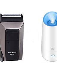 FLYCO FS629 Electric Shaver Razor Humidifier 220V Charging Indicator