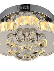 lightmyself stepless dimming современный хрустальный потолочный светильник в помещении огни для гостиной спальня столовая
