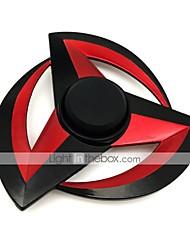 Fidget Spinner Inspirado por Naruto Hatake Kakashi Animé Accesorios de Cosplay Aleación de zinc