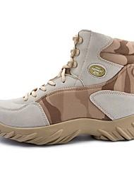 511迷彩 Mountain Bike Shoes Hunting Shoes Hiking Shoes Casual Shoes Mountaineer Shoes Men's Anti-Slip Windproof Rain-Proof Wearable