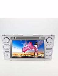 8inch 2 din dans le tableau de bord voiture lecteur dvd pour toyota camry 2007-2011 avec gps, bt, fm, écran tactile