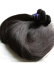 new arrival top grade quality peruvian straight virgin hair bundles weaves 4pieces 400g lot sale natural black human hair material color soft texture