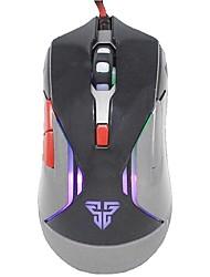 fantech v5 3200dpi регулируемая подсветка проводная игровая мышь 6 кнопок оптическая компьютерная мышь