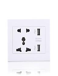 Chargeur USB 4 ports Station de chargeur de bureau Universel Adaptateur de charge