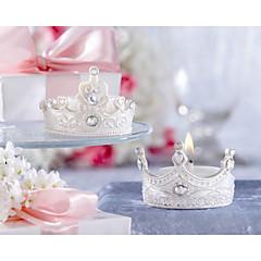 corona de velas favor-set de 4 (envío al azar)