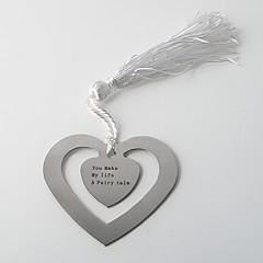 Personlig-Bokmärken & Brevöppnare(Silver) - medGarden Theme Zinc legering
