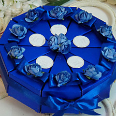 Pure Love Cake Favor Box (Set of 10)