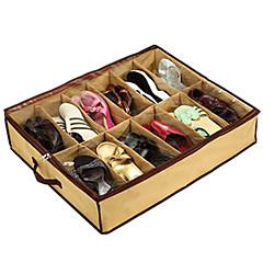 Lagerungskisten Gewebe mitFeature ist Mit Verschluss , Für Schuhe