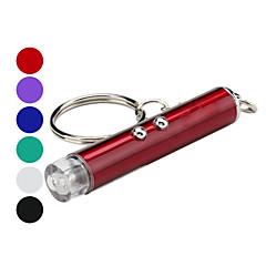 Beleuchtung Schlüsselanhänger Taschenlampen / Laser Aluminium Legierung