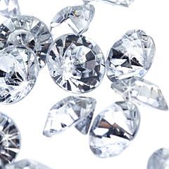 Ikke personalisert - Diamantbiter Hvit