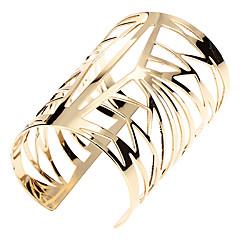 נשים צמידי חפתים צמידים וינטג עיצוב מיוחד תכשיטים אופנתי אבן יקרה סגסוגת תכשיטים תכשיטים עבור קזו'אל Christmas Gifts
