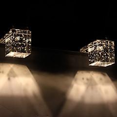 LED / Pære medfølger Badeværelseslys,Moderne/samtidig Integreret LED Metal