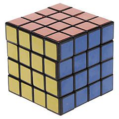 Shengshou® Cube velocidade lisa 4*4*4 Velocidade Cubos Mágicos Preta ABS