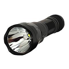Sunwayman T21Cs U3 4-Mode U3 Led Flashlight (600 Lumens, CR123x2/16340x4)