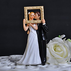 Cake Toppers Taking  Photos Cake Topper