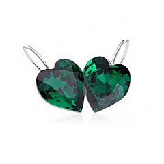 Delicate Alloy With Crystal Glass Women's Earrings(More Colors)