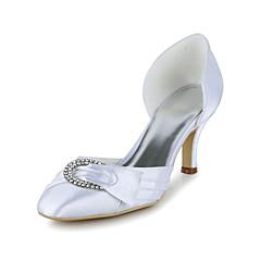Women's Wedding Shoes Heels Heels Wedding Purple/Red/Ivory/White/Gold