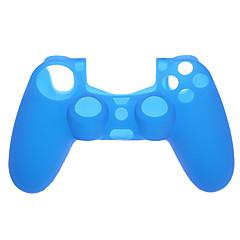Silikonikotelo Protector ja 2 tappiohjainta Grips for PS4 Controller