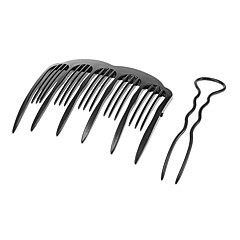 2pcs cabelo Fork Twist (tamanho grande)