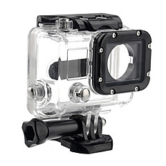 GoPro příslušenství,ochranný obal Voděodolný kryt Voděodolné, Pro-Akční kamera,Gopro Hero 3 3pcs In 1 ABS Plastik
