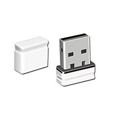 comfast® cf-wu810n 2.4GHz 150Mbps USB 2.0 trådløs wi-fi-nettverk adapter - hvit