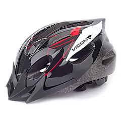 MOON Unisex Half Shell Bike helmet 16 Vents Cycling Cycling / Mountain Cycling / Road Cycling / Recreational Cycling Medium: 55-59cmEPS /