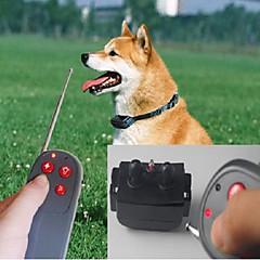 honden blafhalsband / Hondentrainingshalsbanden Anti-blaffen / Afstandsbediening / Elektronisch/Electrisch / Trilling Effen Zwart Nylon