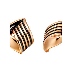 European Gold Or Silver Plated Irregular Women's Earrings(More Colors)