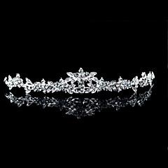 Femme Alliage Casque-Mariage / Occasion spéciale Tiare Comme l'image
