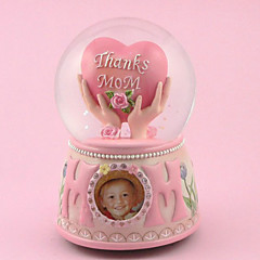 """Endless Love"" Water Globe Glitterdome for Mother's Day"