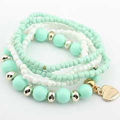 pengchen süße frische Mode Armband (hellgrün)