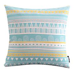Honning Room bomuld / hør Dekorative Pillow Cover