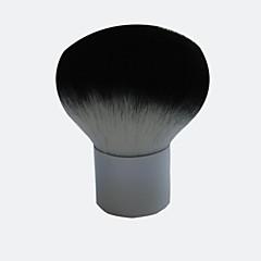1 Pennello per polveri Capelli sintetici Viso