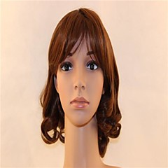 Gentlemen and Ms Jas Shi R High Temperature Silk Wig Pear Flower Heads Flax Gold