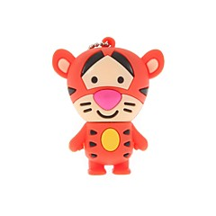 zp tygrys cartoon charakter usb flash drive 16gb