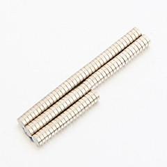 Magnetiske leker 100 Deler MM Magnetiske leker Byggeklosser Super Strong Sjelne Jordarter Magneter Administrative Leker Kubisk Puslespill