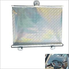 carking ™ rétractable voiture de fenêtre de véhicule rouleau pare-soleil de protection aveugle avec des ventouses (40 * 60)