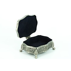 קופסאות תכשיטים סגסוגת כסף