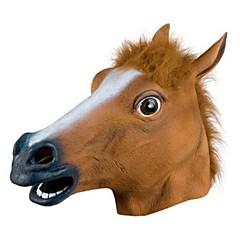 beliebten Pferdekopfmaske für Halloween-Party (1 PC)