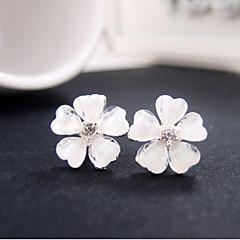 Women's Acrylic Stud Earrings