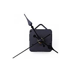 klok bewegingsmechanisme met zwarte uur minuut tweedehands diy gereedschap kit