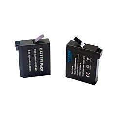 Telesin 1200mAh Battery For Gopro Hero4 AHDBT-401 Battery