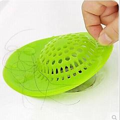 Abflusssieb WC / Badewanne / Dusche Plastik Multi-Funktion / Öko freundlich